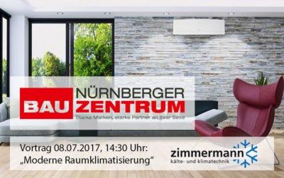 NÜRNBERGER BAUZENTRUM: Tag der offenen Tür am 08. Juli 2017