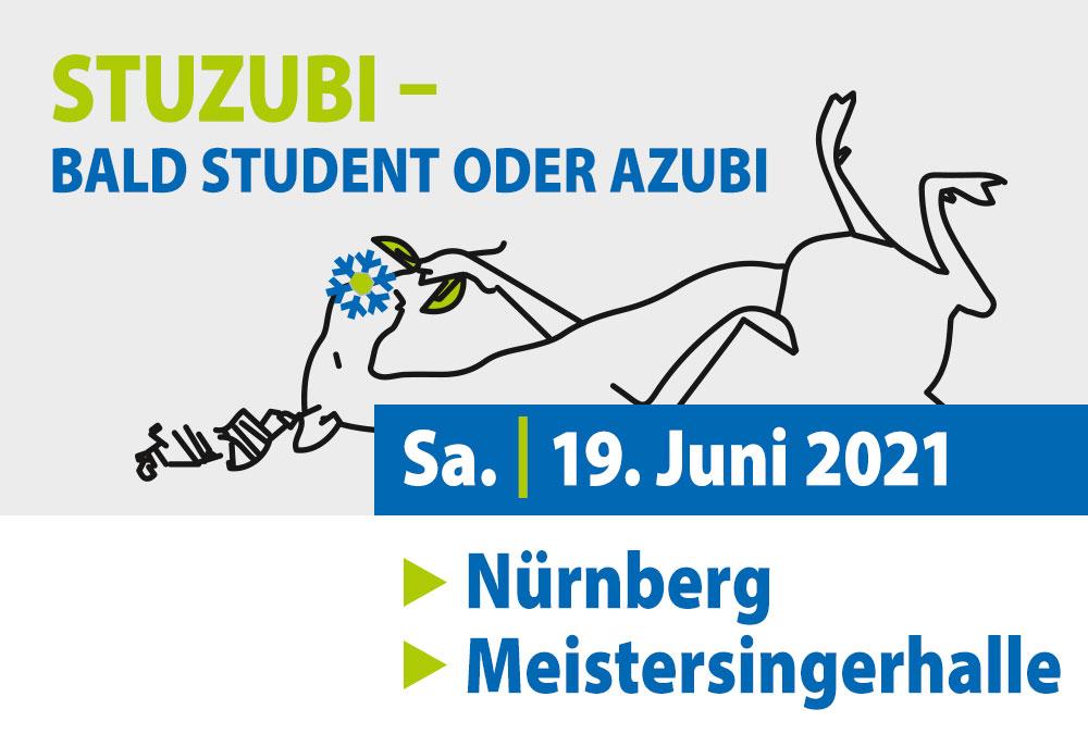 STUZUBI: Besuchen Sie uns am 19. Juni 2021